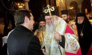 Γιατί ο Τσίπρας δεν επιθυμεί ρήξη με την Εκκλησία