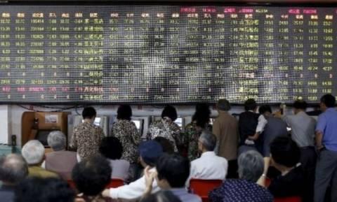 Χρηματιστήρια: Η Κίνα κατέβασε τον «διακόπτη» των συναλλαγών - Πτώση πάνω από 7%