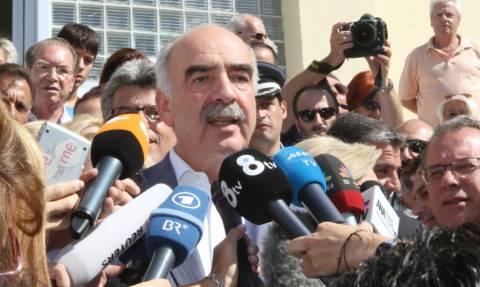 Εκλογές ΝΔ 2ος γύρος - Μεϊμαράκης: Πρέπει να μας εμπιστευτούν ξανά οι πολίτες