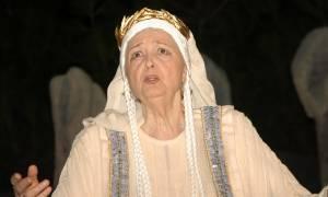 Πέθανε η σπουδαία Άννα Συνοδινού - Φτωχότερο το ελληνικό θέατρο