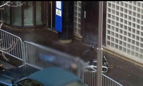 Νεκρός από πυρά της αστυνομίας ο άνδρας που επιτέθηκε σε αστυνομικό τμήμα στο Παρίσι (Vid & Pic)