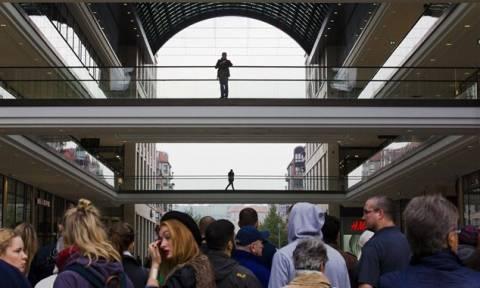 Γερμανία: Ρεκόρ 20ετίας για το λιανικό εμπόριο