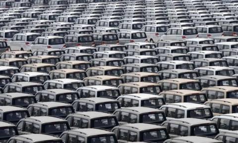 Άνοδος στις πωλήσεις αυτοκινήτων στη δυτική Ευρώπη