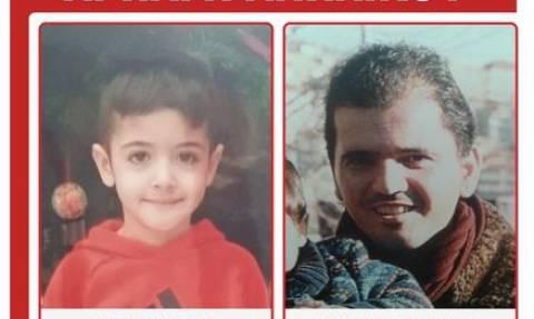 Amber Alert για τον 4χρονο που απήγαγε ο συζυγοκτόνος στη Χαλκιδική
