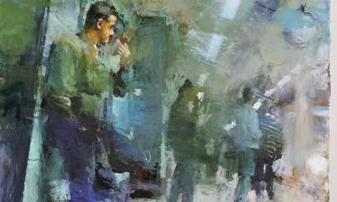 Παράταση για την έκθεση «Τρεις γενιές Ελληνικής Ζωγραφικής – Χαρακτικής» (pics)