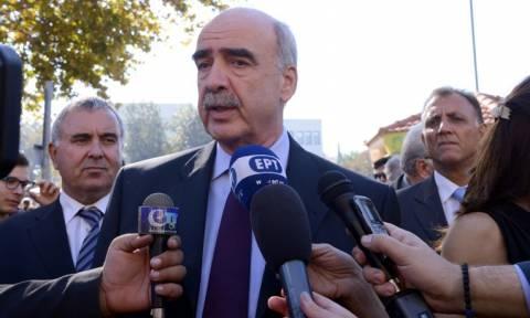 Εκλογές ΝΔ - Μεϊμαράκης: Τη Δευτέρα δεν θα υπάρχουν νικητές και ηττημένοι