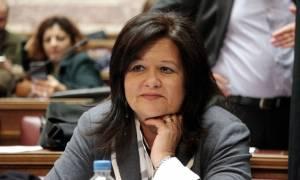 Καφαντάρη για το διορισμό του συζύγου της: Αναγνωρίστηκε η πορεία του από τον υπουργό