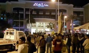Επίθεση στην Αίγυπτο: Παραλίγο μακελειό σε ξενοδοχείο (pics+vid)