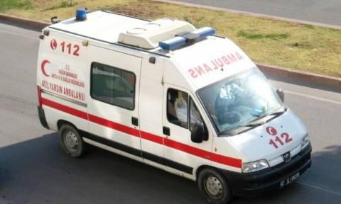 Λεωφορείο με πρόσφυγες έπεσε σε χαράδρα στην Τουρκία