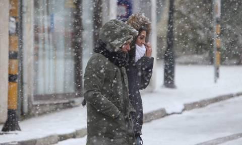 Καιρός: Βαρύ χιονιά προβλέπουν οι μετεωρολόγοι!