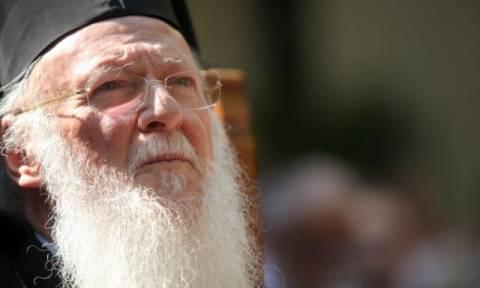 Ο Οικουμενικός Πατριάρχης Βαρθολομαίος στους Αρμένιους της Πόλης
