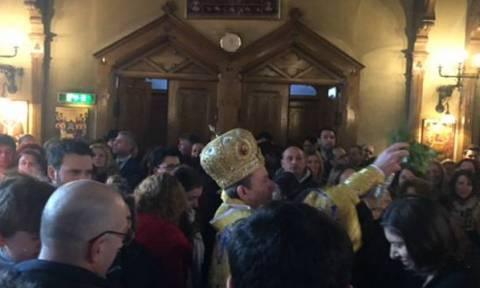 Η εορτή των Θεοφανείων στη Στοκχόλμη