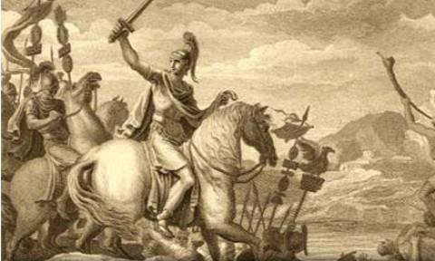 Σαν σήμερα το 49 πΧ ο Ιούλιος Καίσαρ διέβη το Ρουβίκωνα