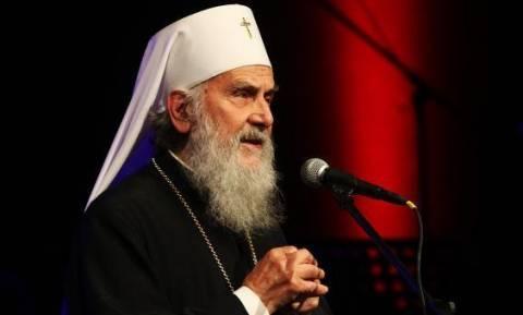Σέρβος Πατριάρχης: Αν πρόκειται να επιλέξουμε ανάμεσα σε Δύση και Ανατολή, θα επιλέξουμε την Ρωσία