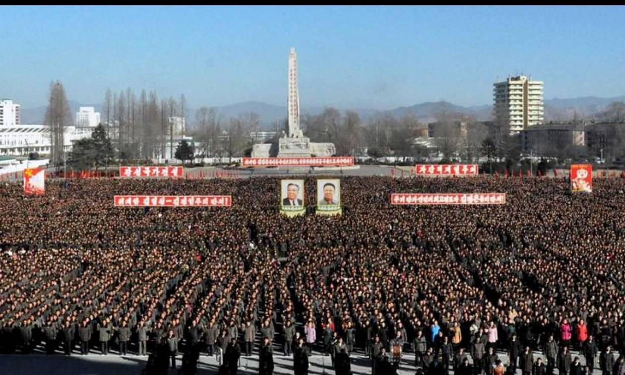 Βομβαρδιστικό των ΗΠΑ 70 χλμ. από τη Βόρεια Κορέα