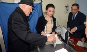 Εκλογές ΝΔ 2ος γύρος: Ψηφίζουν για νέο πρόεδρο τα Χανιά