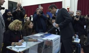 Εκλογές ΝΔ 2ος γύρος - Κυριάκος Μητσοτάκης: Τη Δευτέρα η ΝΔ θα είναι ενωμένη και ανανεωμένη