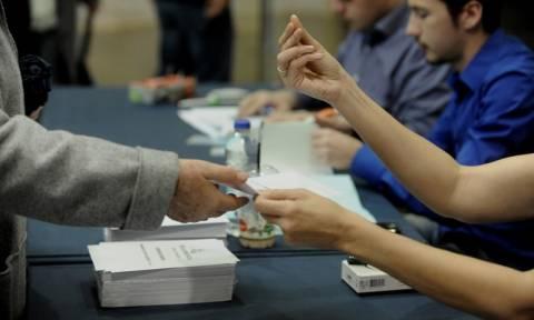 Εκλογές ΝΔ 2ος γύρος: Στο 20-23% η αποχή