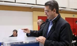 Εκλογές ΝΔ 2ος γύρος -Τζιτζικώστας: Από αύριο θα δουλέψουμε όλοι μαζί ενωμένοι