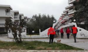 Χαλκιδική: Γενικός ξεσηκωμός για τον εντοπισμό του συζυγοκτόνου - Συνεχίζονται οι έρευνες (pics)