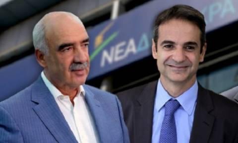 Αποτελέσματα εκλογών ΝΔ: «Σφάζονται» Μεϊμαράκης και Μητσοτάκης για το ποιος έχει το προβάδισμα