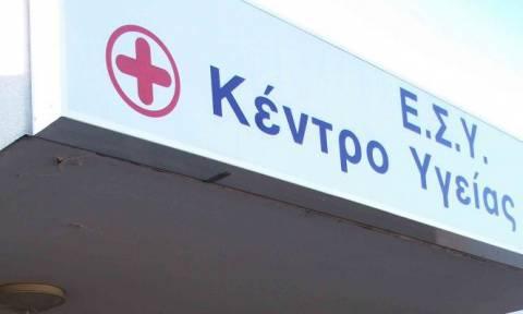 Κέντρο Υγείας Λεωνιδίου: Πρωτοφανείς ελλείψεις προσωπικού και κονδυλίων