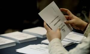 Αποτελέσματα εκλογών ΝΔ: Αγωνία για το αποτέλεσμα – Πόσοι ψήφισαν
