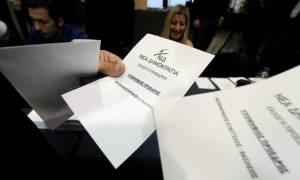 Αποτελέσματα εκλογών ΝΔ: Κοντά στο 55% ο νέος πρόεδρος