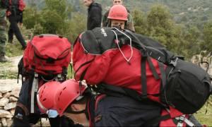 Λάρισα: Περιπέτεια με αίσιο τέλος για δύο ορειβάτες στον Όλυμπο