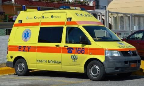 Χίος: Ασυνείδητος οδηγός παρέσυρε με φορτηγό 44χρονη
