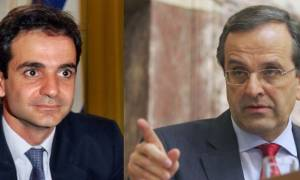 Εκλογές ΝΔ: Συγχαρητήριο τηλεφώνημα του Αντώνη Σαμαρά στον Κυριάκο Μητσοτάκη