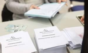 Αποτελέσματα εκλογών ΝΔ: Πήρε την πρωτιά ο Μητσοτάκης από τον Μεϊμαράκη σε Λασίθι και Ηράκλειο