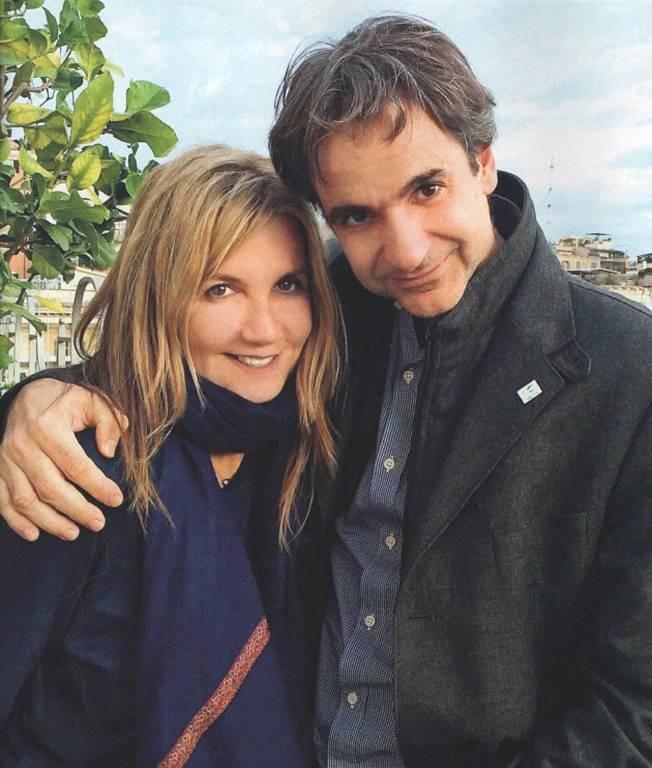 Μαρέβα Μητσοτάκη: Αυτή είναι η σύζυγος του νέου προέδρου της Νέας Δημοκρατίας (pics)