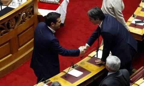 Εκλογές ΝΔ: Η στρατηγική του Μαξίμου απέναντι στον Κυριάκο