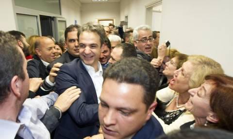 Εκλογές ΝΔ: Νίκη Μητσοτάκη στην Καστοριά