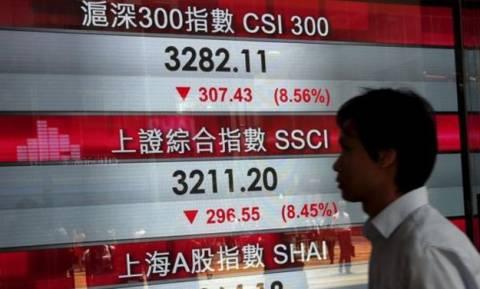 Nέα παρέμβαση της κεντρικής τράπεζας της Κίνας στην ισοτιμία του γιουάν