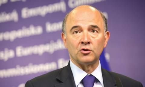 Μοσκοβισί: Η Ελλάδα σε καλό δρόμο, αποκαθιστά την ανταγωνιστικότητά της
