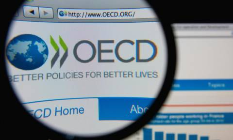 ΟΟΣΑ: Σταθερή η οικονομική ανάπτυξη στην Ευρωζώνη