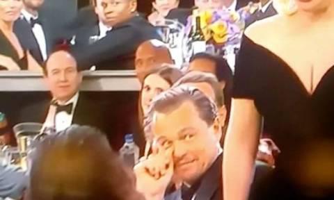 Χρυσές Σφαίρες - Τι συνέβη με DiCaprio και Lady Gaga; Ποιος έφταιγε; (vid)