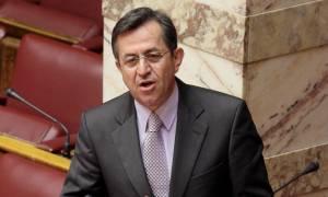 Επερώτηση Νικολόπουλου για την υπαγωγή δανειοληπτών στο νόμο Κατσέλη