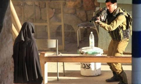 Επιδρομή του ισραηλινού στρατού σε παλαιστινιακό πανεπιστήμιο (Pics)