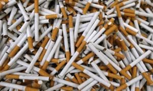 Ξεπέρασαν τα 57,8 εκατ. ευρώ οι διαφυγόντες δασμοί από το λαθρεμπόριο τσιγάρων - καπνού το 2015