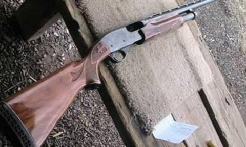 Τραγωδία στην Βάρδα: Αυτοκτονία 60χρονου με κυνηγετικό όπλο