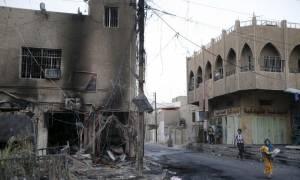 Αιματηρή επίθεση ενόπλων σε εμπορικό κέντρο στη Βαγδάτη - Αναφορές για ομήρους (vid)