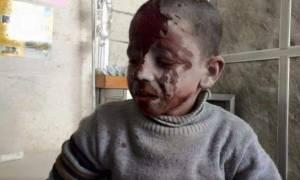 Συρία: Νεκρά παιδιά από ρωσικό βομβαρδισμό σχολείου στο Χαλέπι – Τι απαντά η Ρωσία στον Φαμπιούς
