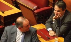 Εκλογές ΝΔ: Τι θα συζητήσουν Μητσοτάκης – Καραμανλής