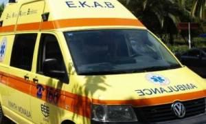 Μαγνησία: Σοβαρός τραυματισμός 25χρονου μοτοσικλετιστή στον Αλμυρό