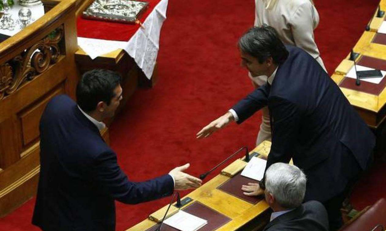 Μητσοτάκης Vs Τσίπρα: Πώς ο νέος πρόεδρος της ΝΔ αλλάζει τον πολιτικό χάρτη