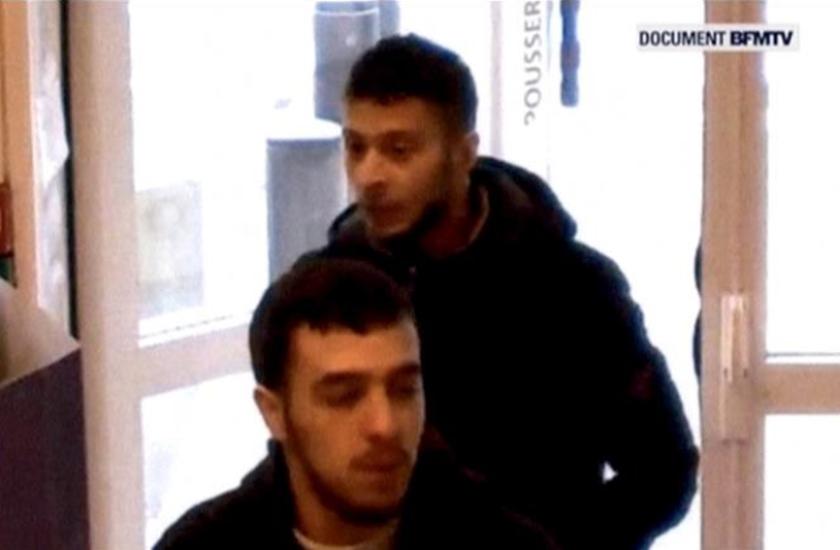 Τρομοκρατική επίθεση Παρίσι: Στη δημοσιότητα πλάνα του βασικού υπόπτου μετά το μακελειό! (photos)