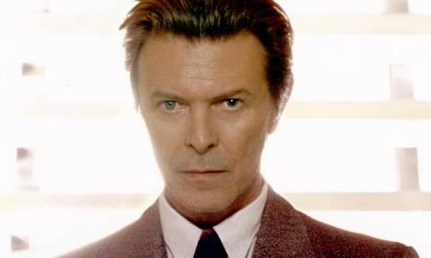 Η τελευταία φωτογραφία του David Bowie πριν πεθάνει